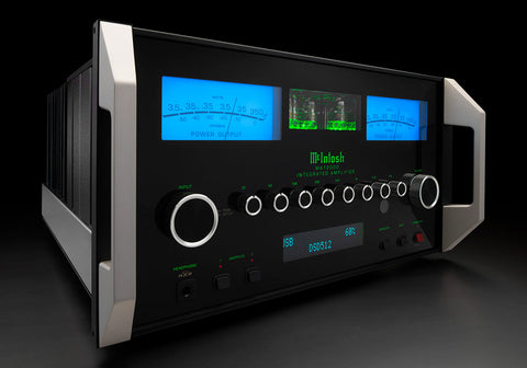 McIntosh MA12000 | The Integrated Amp of Your Dreams!
