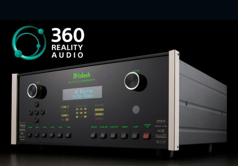 McIntosh MX123 | Now With Support For Sony's 360 Reality Audio
