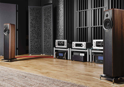 Sonus faber Maxima Amator | Passion, Knowledge, Tradition