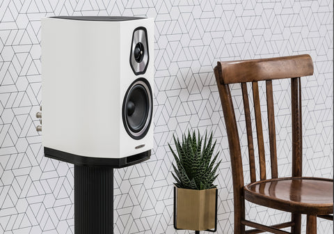 Sonus faber Sonetto I | Discreet, Powerful Bookshelf Speaker
