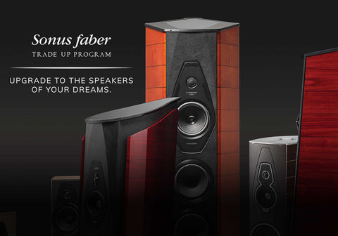 Sonus faber | 2021 TradeUp Program