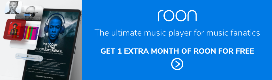 Try Roon FREE!