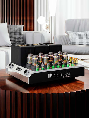 McIntosh MC1502 Tube Amplifier