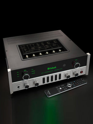 McIntosh C22 Tube Preamplifier Mk V