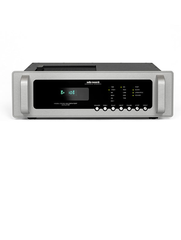 Audio Research CD6 SE CD Player w/DAC, Factory Refurbished