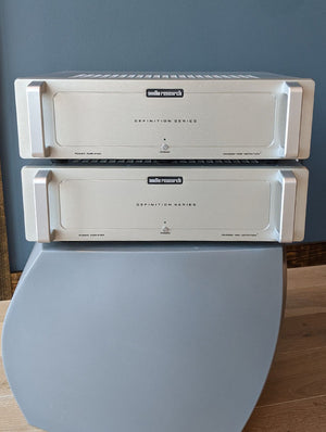 Audio Research DS450M Monoblock Amplifier Pair