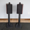 B&W 805 Diamond Bookshelf Speaker Pair