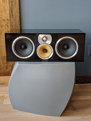 B&W CMC2 Center Channel Speaker