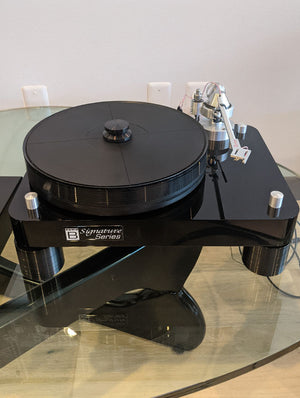 Basis Signature 2800 Turntable w/Vector 3 Tonearm