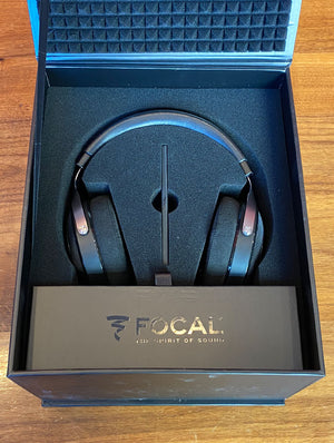 Focal Elear Headphones, Demo