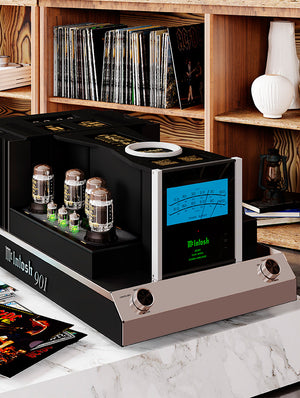 McIntosh MC901 Dual Mono Amplifier | Electronics | Paragon Sight & Sound
