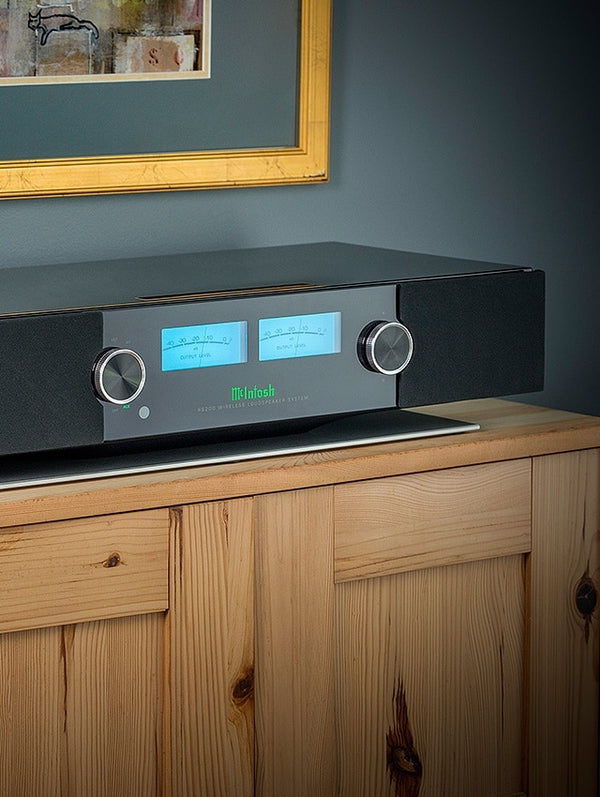 McIntosh RS200 All-in-One System