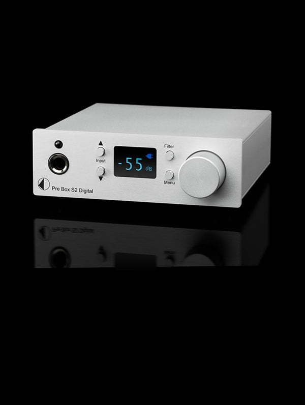 Pro-Ject Pre Box S2 Digital Preamplifier