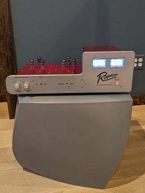 Rogers PA-1A Tube Phono Preamplifier, Store Demo