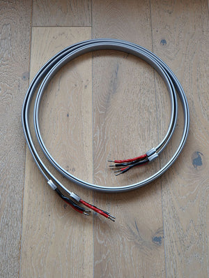 Wireworld Silver Eclipse 5.2 Speaker Cables