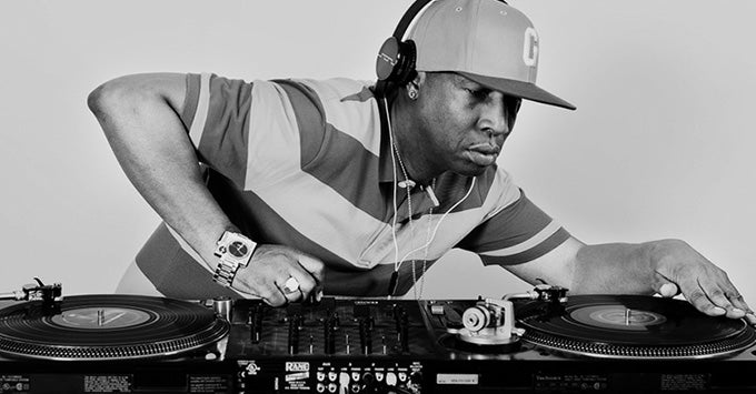 Grandmaster Flash Blog Banner