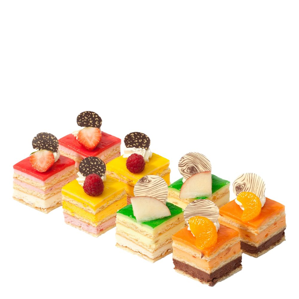 Luxe Petit Fours