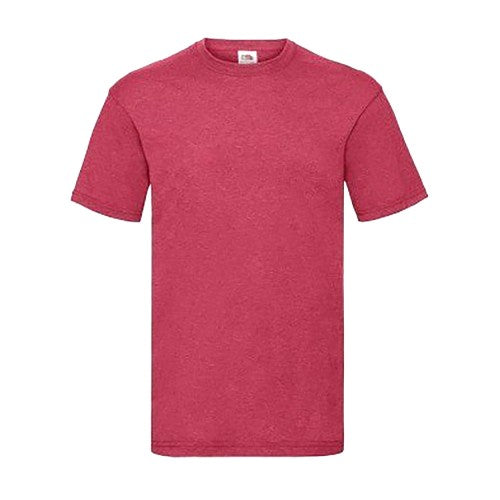 Front - Fruit Of The Loom Mens Valueweight Short Sleeve T-Shirt