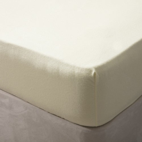 Front - Belledorm Jersey Cotton Fitted Sheet