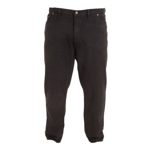 Front - Duke Mens Rockford Kingsize Comfort Fit Jeans