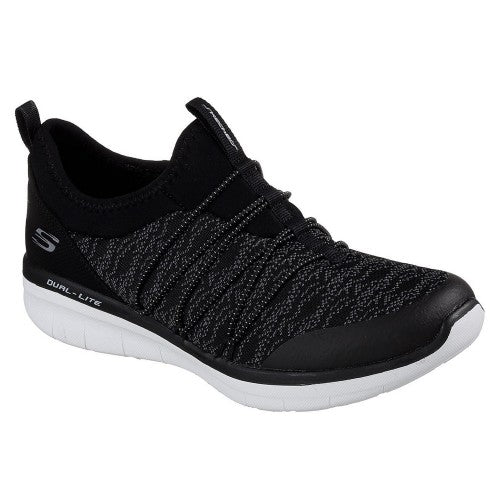 Front - Skechers Womens/Ladies Synergy 2.0 Simply Chic Sports Shoes