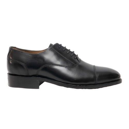 Front - Amblers James Leather Soled Shoe / Mens Shoes