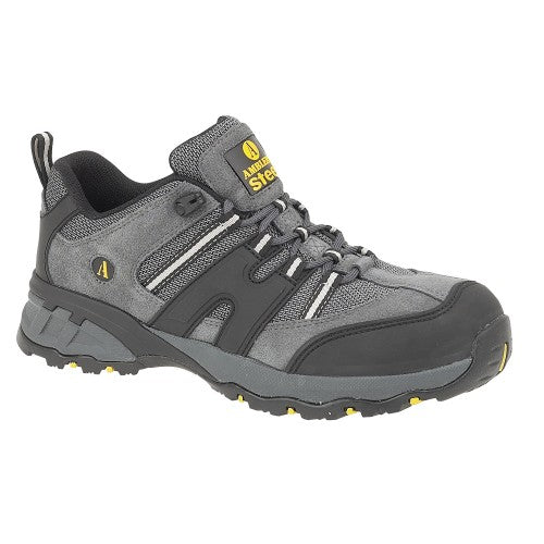 Front - Amblers Steel FS188n Safety  / Mens Shoes