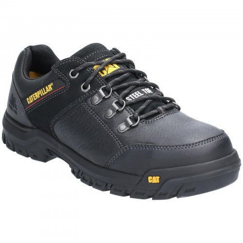 Front - Caterpillar Mens Extension Lace Up Safety Shoe