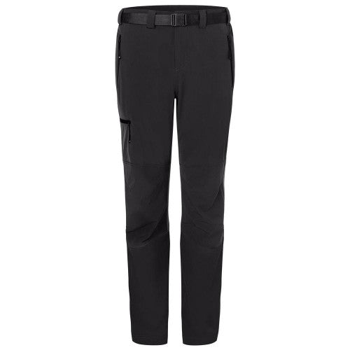 Front - James and Nicholson Mens Trekking Pants