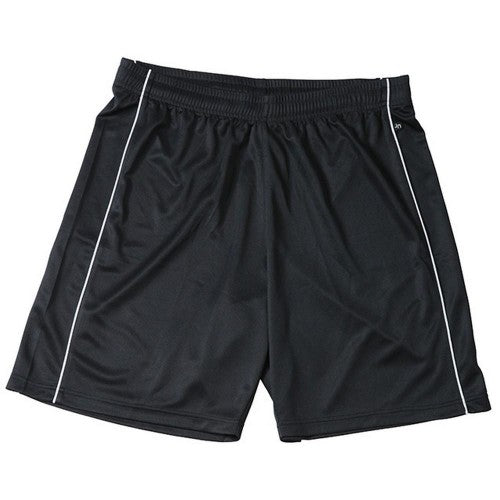Front - James and Nicholson Childrens/Kids Basic Team Shorts