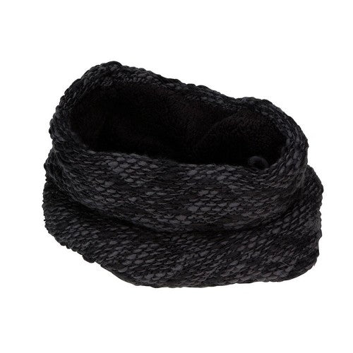 Front - Myrtle Beach Adults Unisex Highloft Fleece Loop Snood