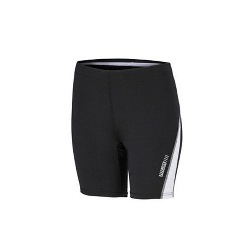 Front - James and Nicholson Womens/Ladies Running Short Tights