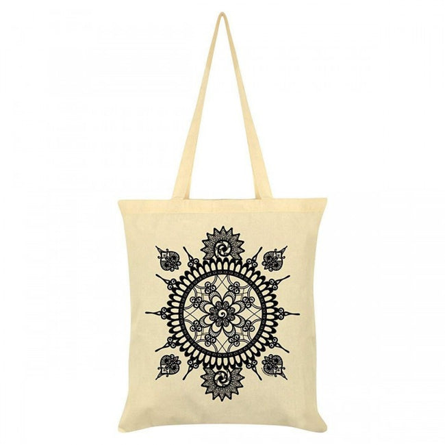 Front - Grindstore Spiroscopic Dream Tote Bag