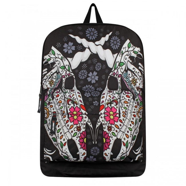 Front - Grindstore Unicorn Sugar Skull Duo Backpack