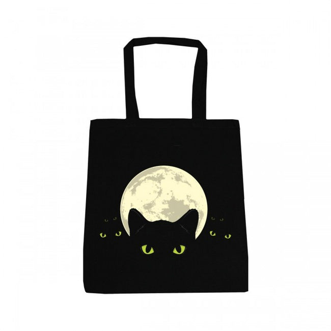 Front - Grindstore Bright Eyes Tote Bag