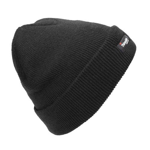 Front - FLOSO Kids/Childrens Knitted Winter/Ski Hat With Thinsulate Lining (3M 40g)