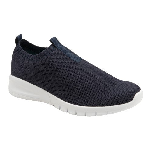 Front - Lonsdale Womens/Ladies Alix Slip On Trainer