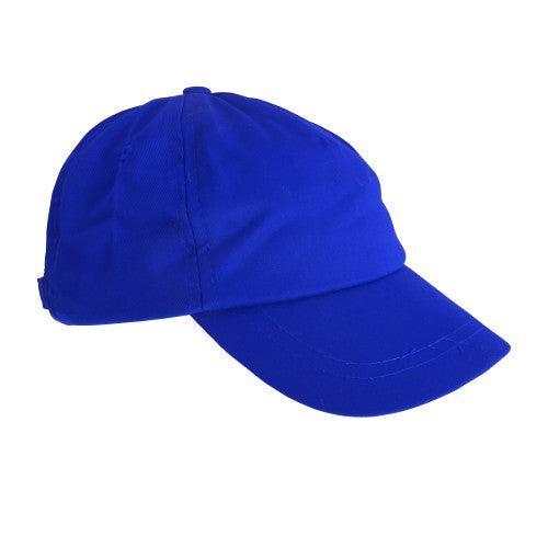 Front - Childrens/Kids Plain Baseball Cap
