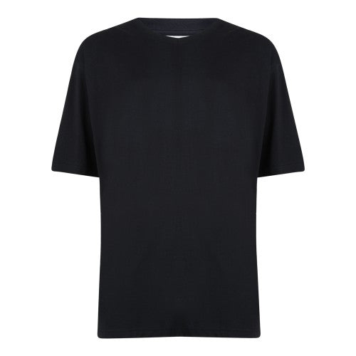 Front - Kam Jeanswear Mens V-Neck T-Shirt