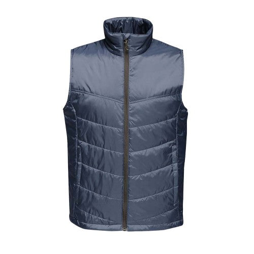 Front - Regatta Mens Stage II Insulated Bodywarmer
