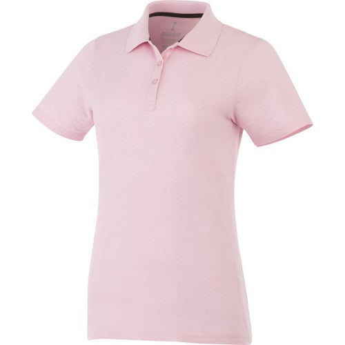 Front - Elevate Primus Short Sleeve Ladies Polo
