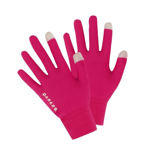 Front - Dare 2B Adults/Unisex Lineout Touchscreen Gloves