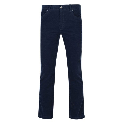 Front - Regatta Mens Landford Corduroy Trousers