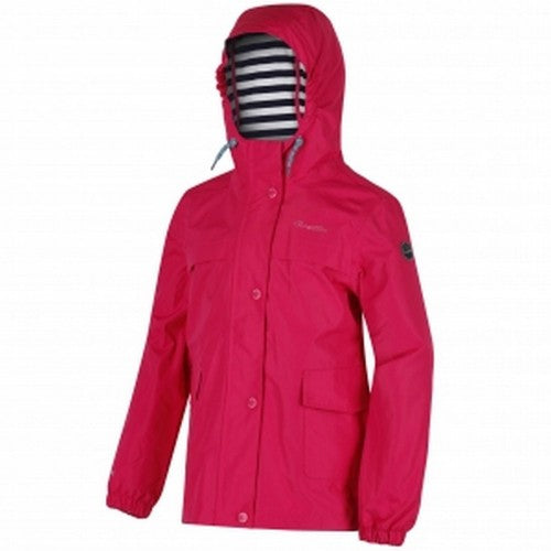Front - Regatta Great Outdoors Childrens/Kids Betulia Waterproof Jacket