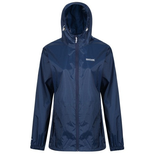 Front - Regatta Womens/Ladies Pk It Jkt III Waterproof Hooded Jacket