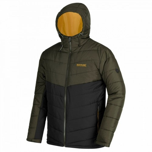 Front - Regatta Mens Nevado II Hooded Jacket