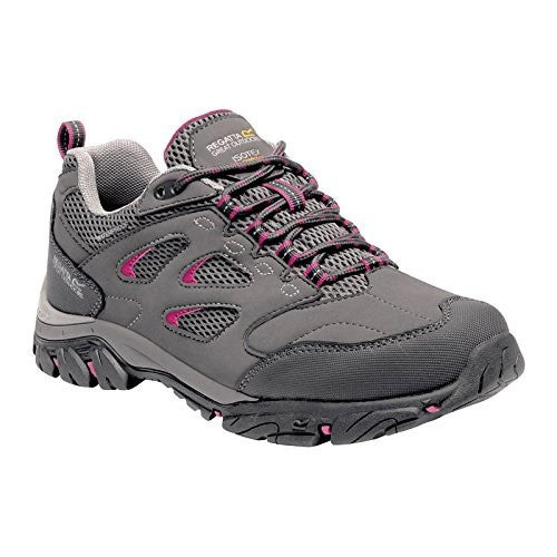 Front - Regatta Womens/Ladies Holcombe IEP Low Hiking Boots