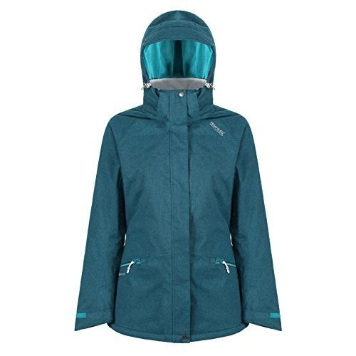 Front - Regatta Womens/Ladies Highside III Hooded Jacket