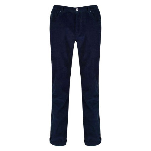 Front - Regatta Mens Larima Trousers