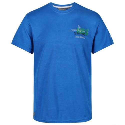 Front - Regatta Mens Tancredo II T-Shirt
